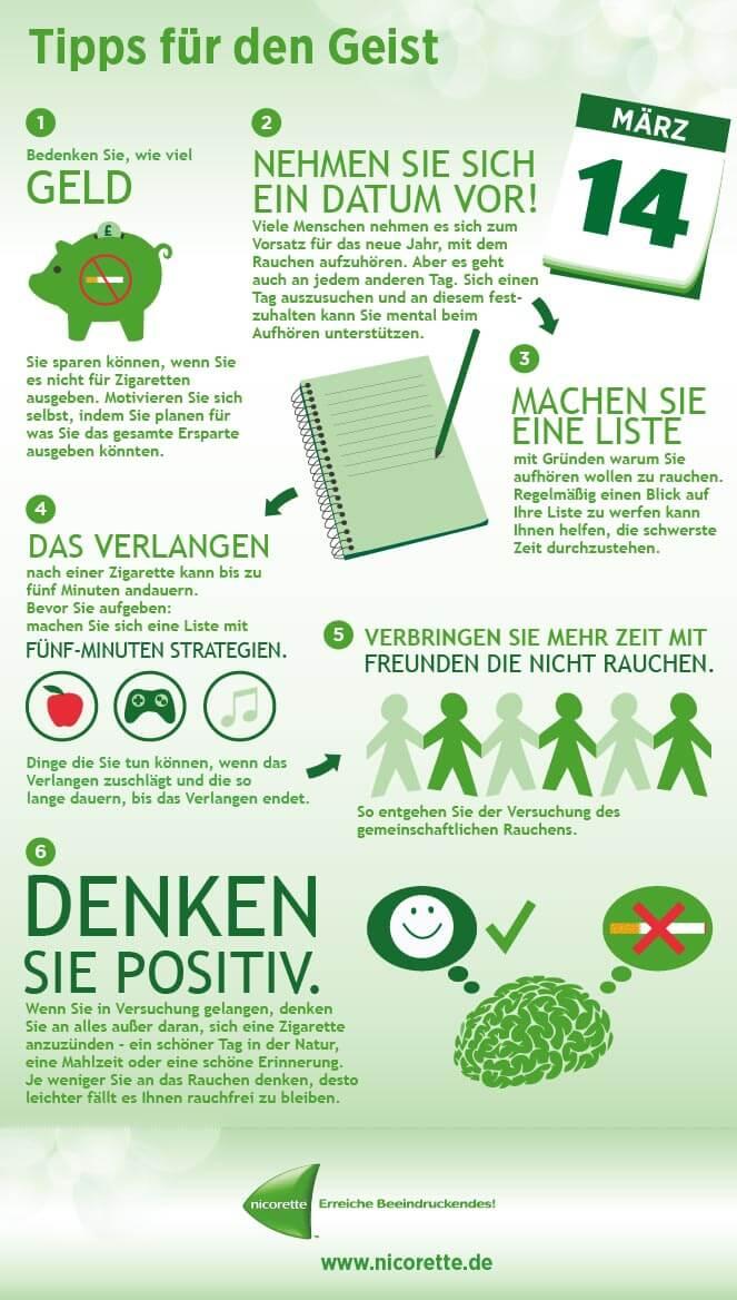 Rauchen aufhören: 10 Vorteile für das Nichtrauchen